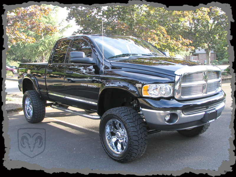 Dodge Ram 2500   Luxury Car